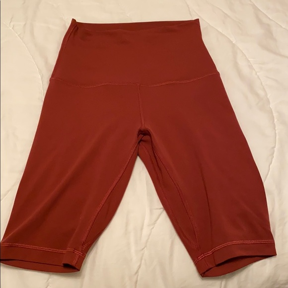 lululemon athletica Pants - Lululemon biker shorts